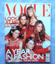 Vogue Magazine - 2001 - January